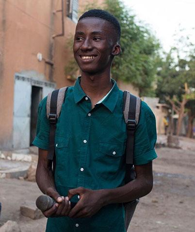 Mali: Amadou Niangado