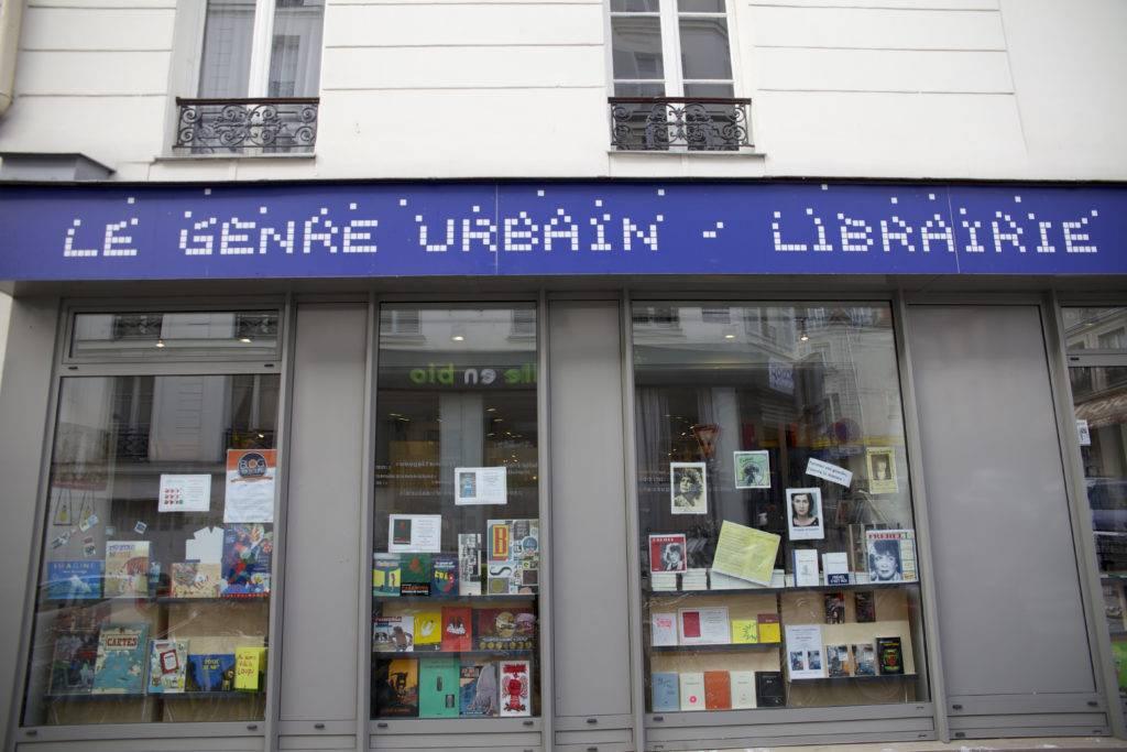 Librairie Le Genre Urbain